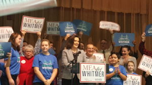 MEA Endorses Whitmer For MI Governor