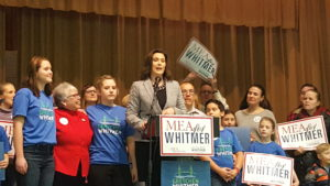 MEA Endorses Whitmer For Michigan Governor