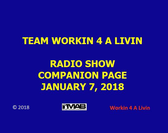 Workin 4 A Livin Companion Page