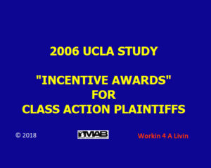 "UCLA ""Incentive Award Study"""