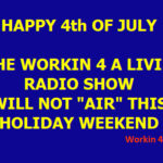 Happy 4th of July - No Show
