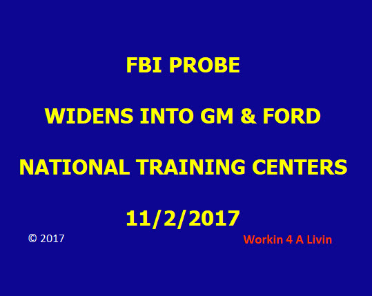 FBI Probe Widens