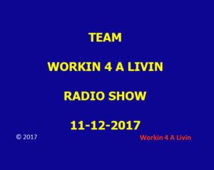 11-12-2017 Radio Show