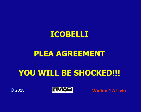 Icobelli Plea Agreement