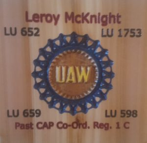 Leroy's 4 Local Unions