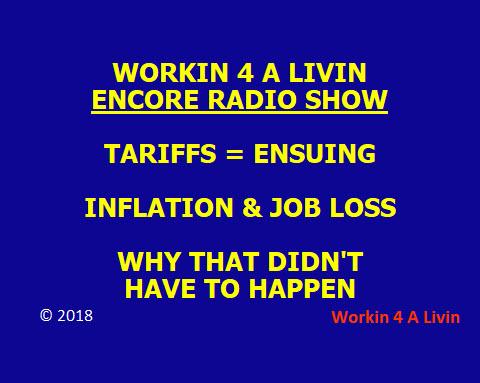 Tariffs Didn't Need To Happen