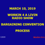UAW Bargaining Convention 2019